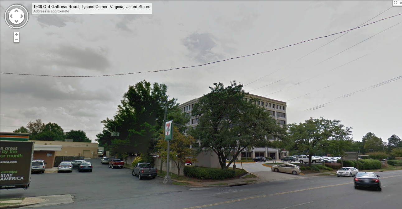 Old MCI building on Old Gallows Road next to 7-11.png